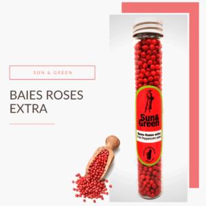épice baies roses extra