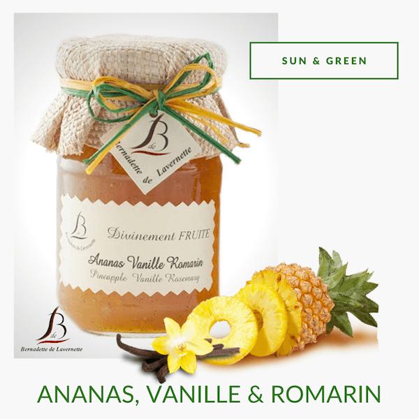 confiture_ananas_vanille_romarin