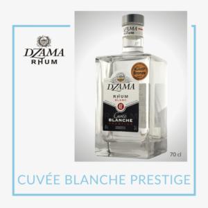 Rhum blanc Dzama prestige