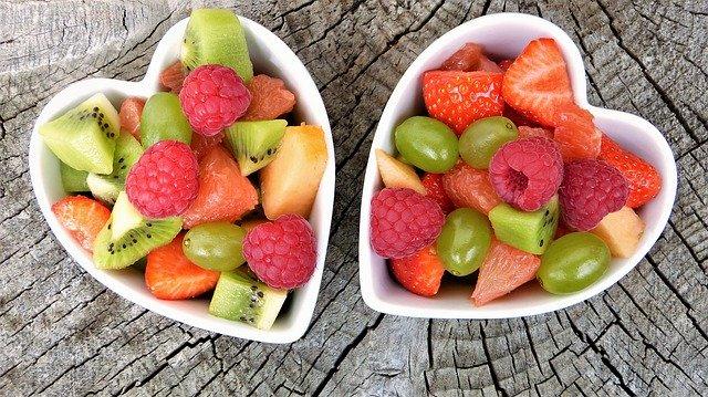 Salade épicée de fruits exotiques