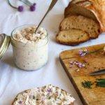 Toasts de Rillettes de canard et son pesto au gingembre