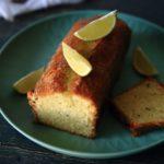 Recette du cake à la confiture de citron vert