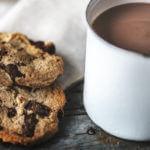 Recette de cookies au pépites de chocolat noir