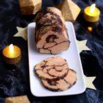 Recette du foie gras à la vanille et au chocolat noir éclat de fève et sel marin