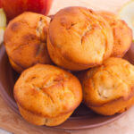 Recette muffins pomme, cannelle, gingembre