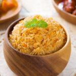 Recette du riz au curry