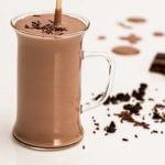 Recette smoothie au chocolat au lait arabica et fleur de sel marin
