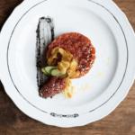 Recette du tartare de thon aux baies roses