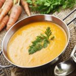 Recette du velouté de carottes